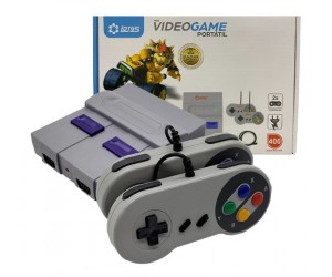 Mini video gamer 2Console System  Nintendo Games