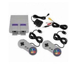 ( ATACADO ) Mini video gamer 2Console System Nintendo Games