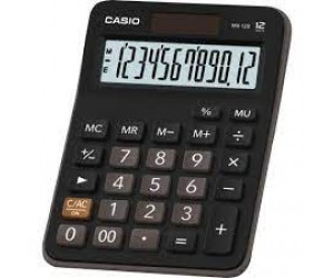 Calculadora De Mesa Casio 12 Digitos Mx 12b