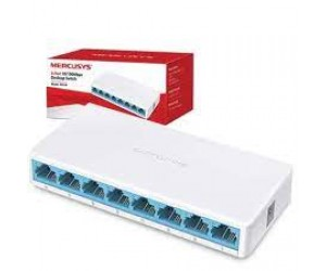 Switch De Mesa 8 Portas 10/100mbps Ms108 Mercusys
