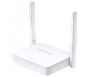 Roteador Tp Link Mercusys Mw301r 300mbps 2 Antenas Rede Wif