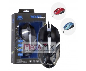 ( ATACADO ) MOUSE GAME USB KNUP KP-V15