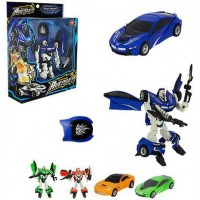 Robo Hero CAR Transform - Wellmix