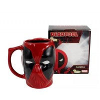 Caneca Deadpool - 400ml