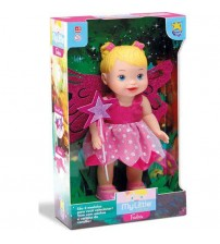 Boneca FADA My Little Collection - Divertoys