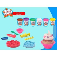 Confeitaria Divertida - Diver Massa - Divertoys