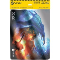 MOUSE PAD VX GAMING VINIK BATTLE 250X210X20MM