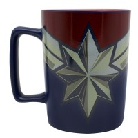 Caneca Capita Marvel -500ml
