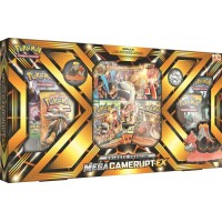 Cartas Box Pokémon Mega Camerupt