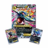 Cartas Box Pokémon Mega Sharpedo