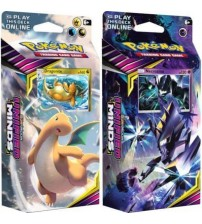 Cartas Pokemon Deck Sol E Lua - Sintonia Mental