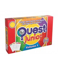 Jogo Quest Junior Volume 1 Grow