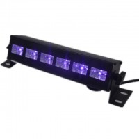 Luz Negra Ultravioleta Led  Lk-uv6