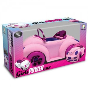 Carro Top Girls Power