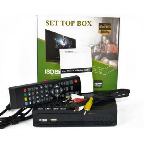 ( ATACADO ) Conversor Digital - Top Box