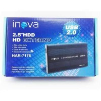 Case Hd Externo 2.5 Usb 2.0 Inova